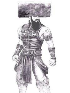 El Rabino Kung Lao y su Shtreimel Mortal