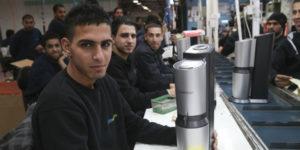 Palestinos despedidos de Sodastream por culpa de BDS