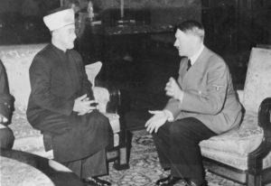 Hitler y el Mufti, palestinos y nazis unidos por la causa