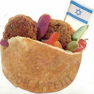 El Falafel, típico plato israelí